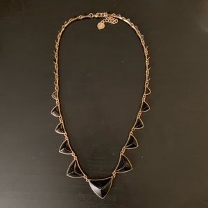 House of Harlow Pyramid Necklace